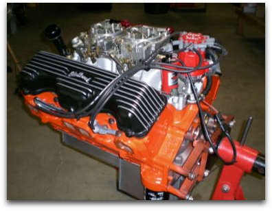 Engines 409 Chevy Performance