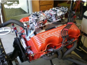 Home - 409 Chevy Performance